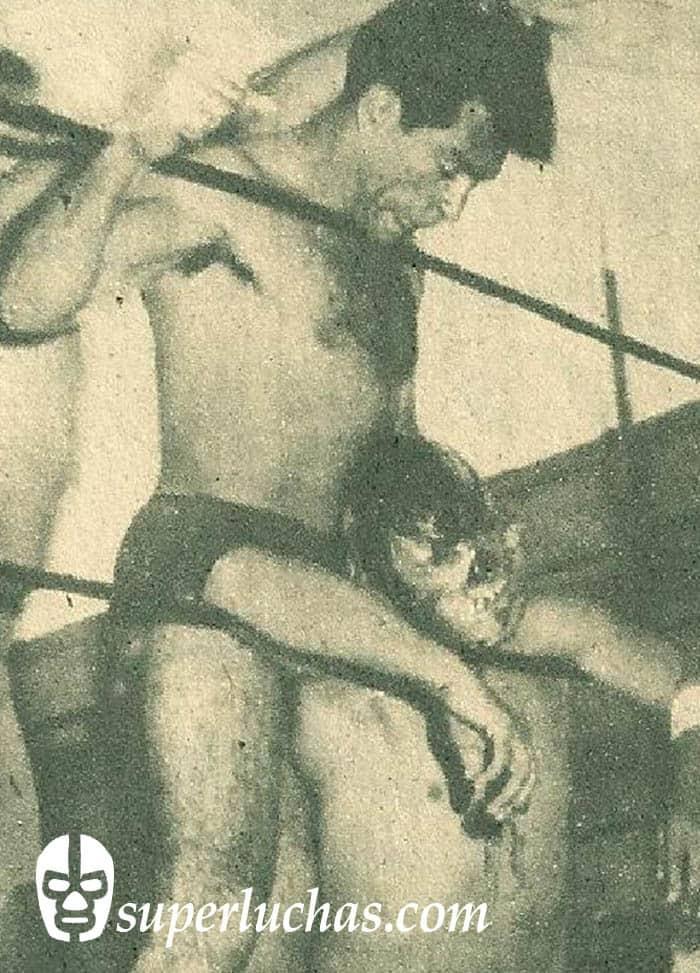 Pedro Rocca vs. Dick Angelo