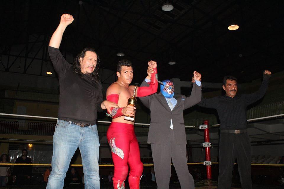 Aero Tiger ganador de la Copa Universo.
