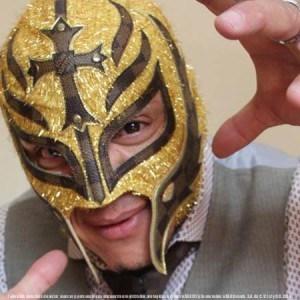 Rey Mysterio en AAA - Image By Lucha Libre AAA