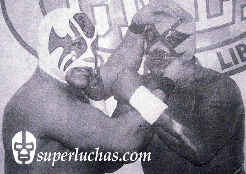 Atlantis vs. Villano III
