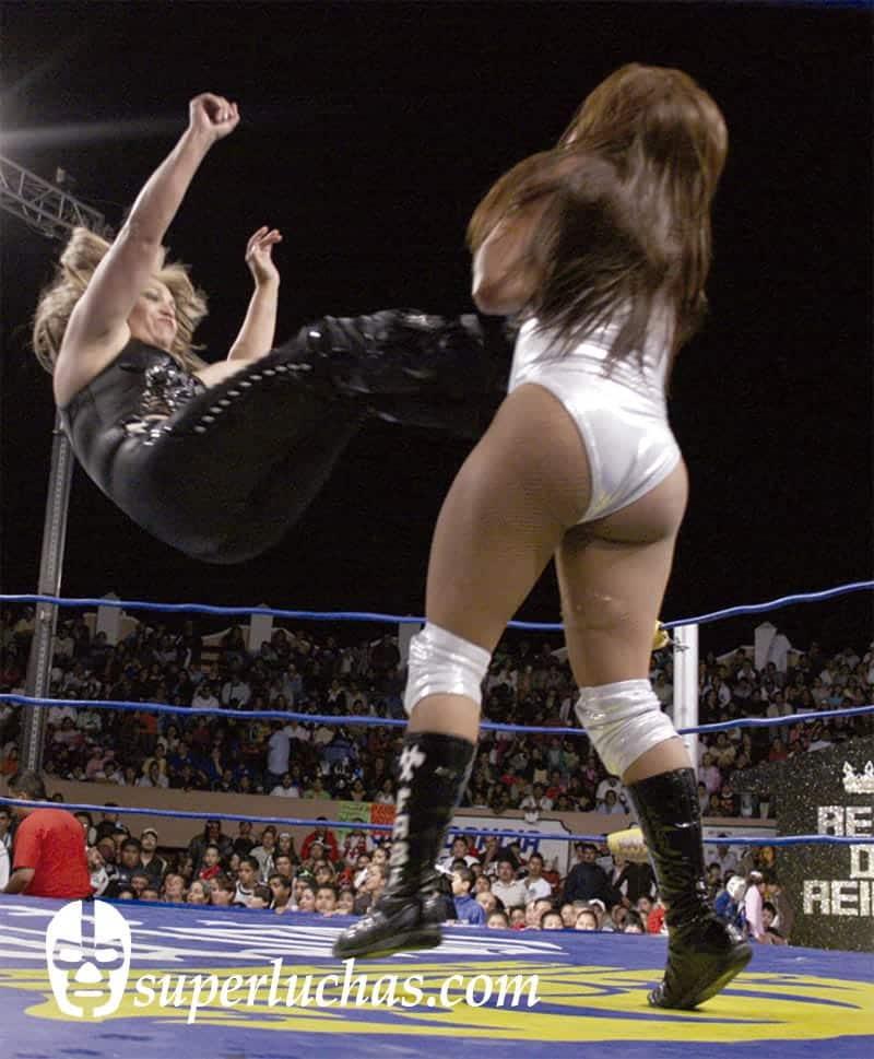 Tiffany vs. Fabi Apache