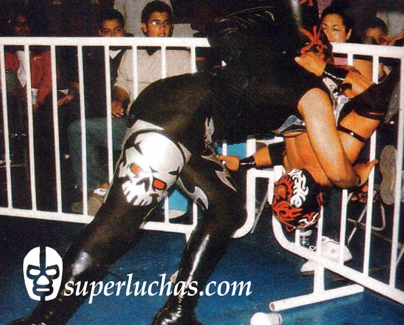 Mortiz vs. Extreme Tiger