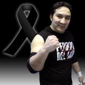 Luto en la lucha libre: Falleció el Hijo del Perro Aguayo 2