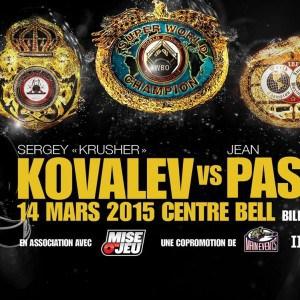 Cartel boxístico del 14 de marzo de 2015 8