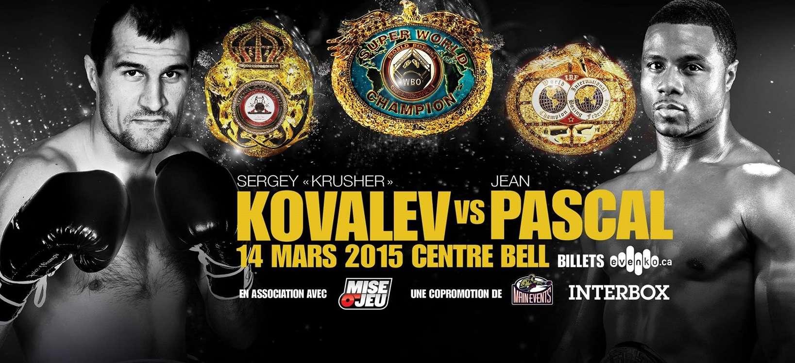 Cartel boxístico del 14 de marzo de 2015 1