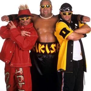 Too Cool (Scotty 2 Hotty, Rikishi y Grandmaster Sexay)