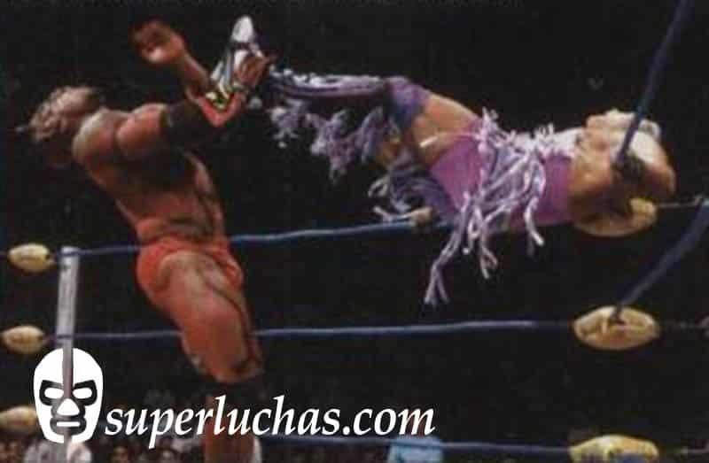 Konnan vs. Gronda