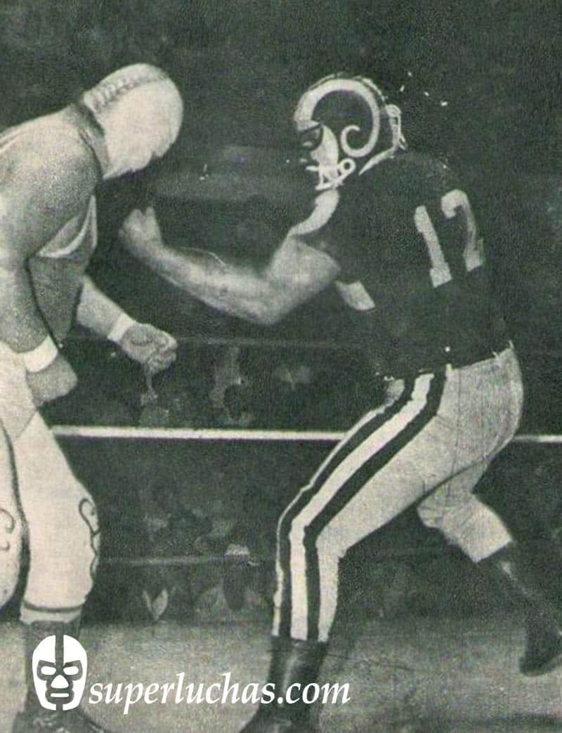 Rams vs. Villano I