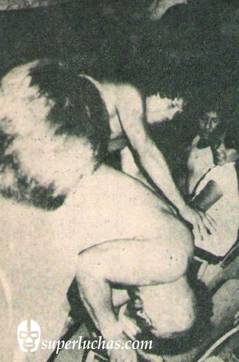 Rudy Reyna vs. Ráfaga Moreno