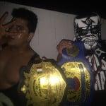 Campeones de parejas AAA.