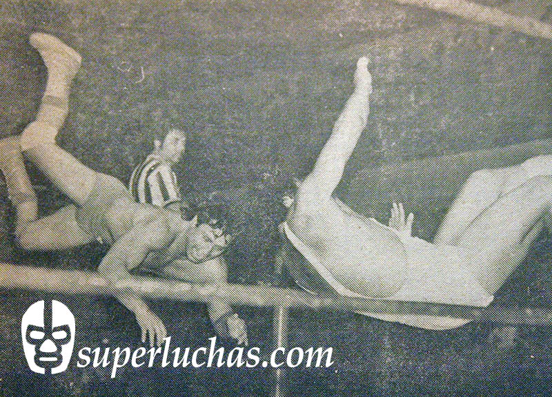 Tawa Vera vs. Ángel Blanco