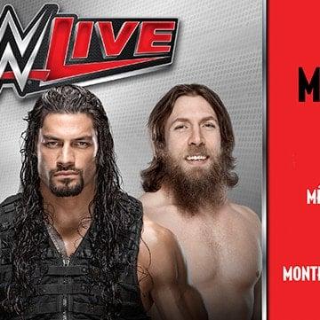 WWE en México 2015