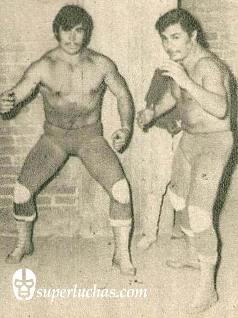 Rizado Ruiz y Rodolfo Ruiz