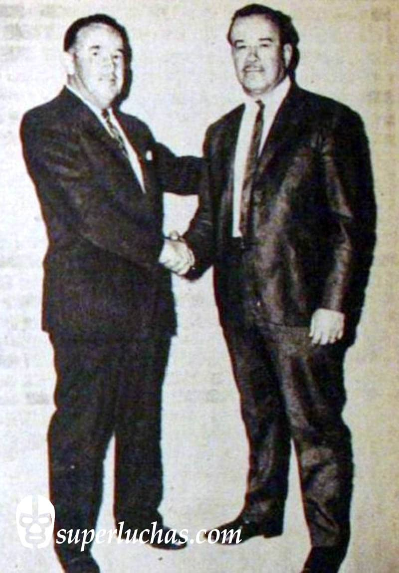 Jack O'Brien y Gori Guerrero