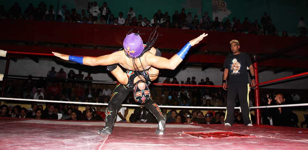 La de Pachuca, la Arena Afición 10