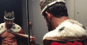 Bad News Barrett es el rey del ring - instagram.com/wwe
