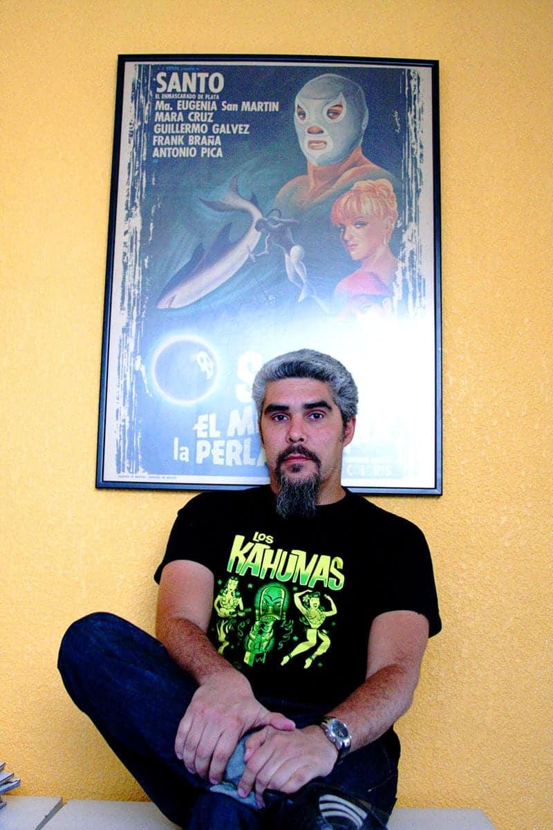 Alejandro Islas.
