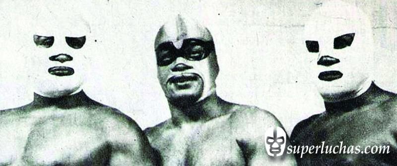 Ángel Blanco, El Solitario y Dr. Wagner