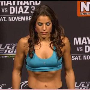 Jessica Eye contra Julianna Peña pelearán en UFC 192 12