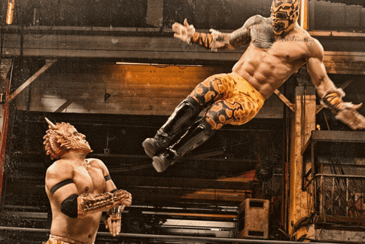 "Drago vs. Puma: Análisis de Lucha Underground: Episodio 25 ""The Way of the Drago"" 4"