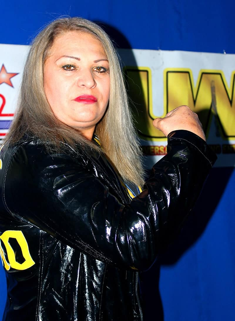 Rossy Moreno
