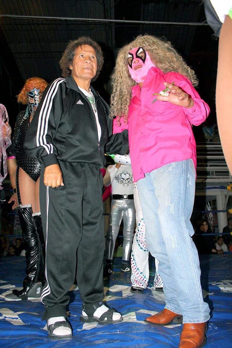 Rudy Reyna y The Rose
