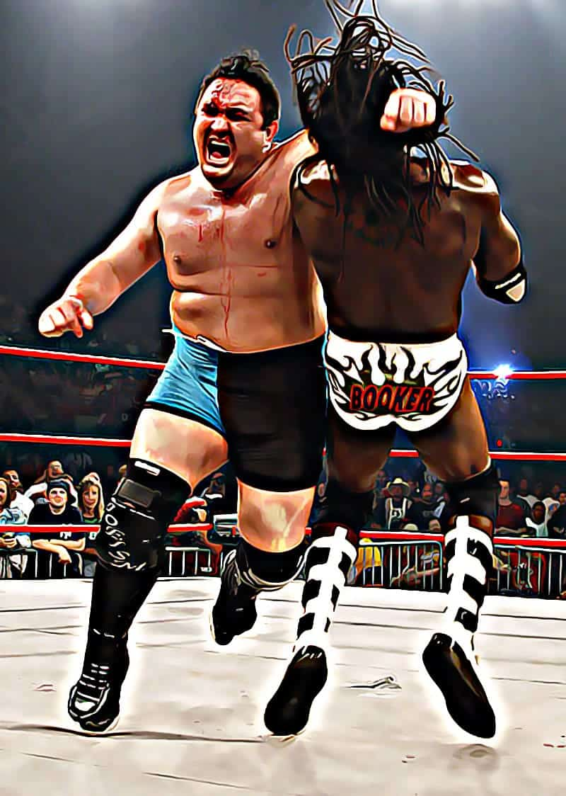Booker T recuerda TNA: lucha favorita, por qué firmó...