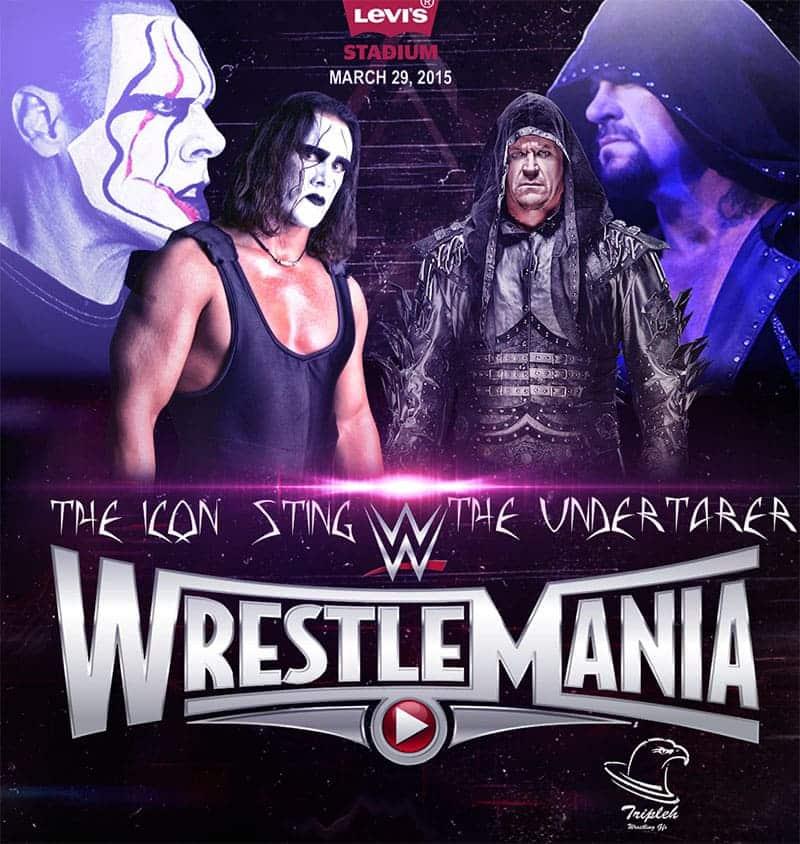 Sting vs. Undertaker