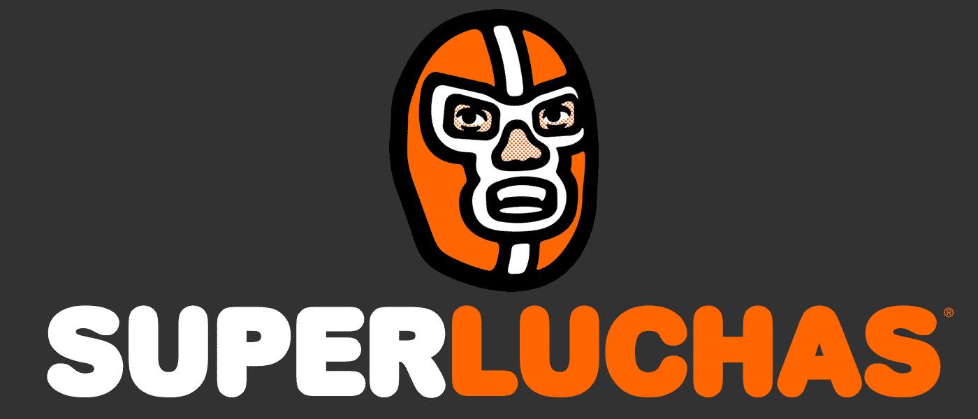 Logo Superluchas - Diseño Jorge Alderete