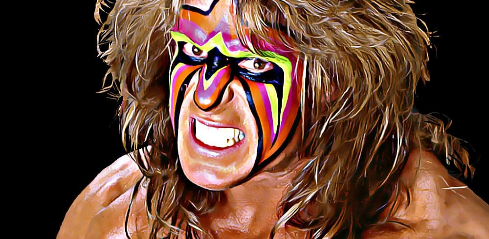 Ex Campeón de UFC rinde tributo a The Ultimate Warrior (vídeo) 2