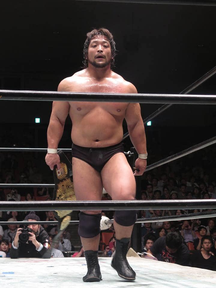 "BJW: Resultados ""20th Anniversary in Korakuen Hall"" - 28/04/2015 - Daisuke Sekimoto retiene su título 20"