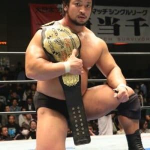 "BJW: Resultados ""Ikkitosen 2015 ~ Death Match Survivor"" - 31/03/2015 - Día 8 21"