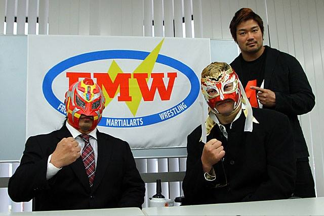 El renacimiento de Frontier Martial Arts Wrestling (FMW). 1