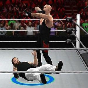 WWE 2K: Nuevo juego de WWE para dispositivos móviles 3
