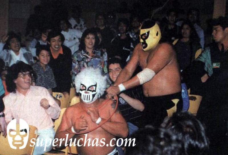 Pierroth Jr. vs. Kahoz