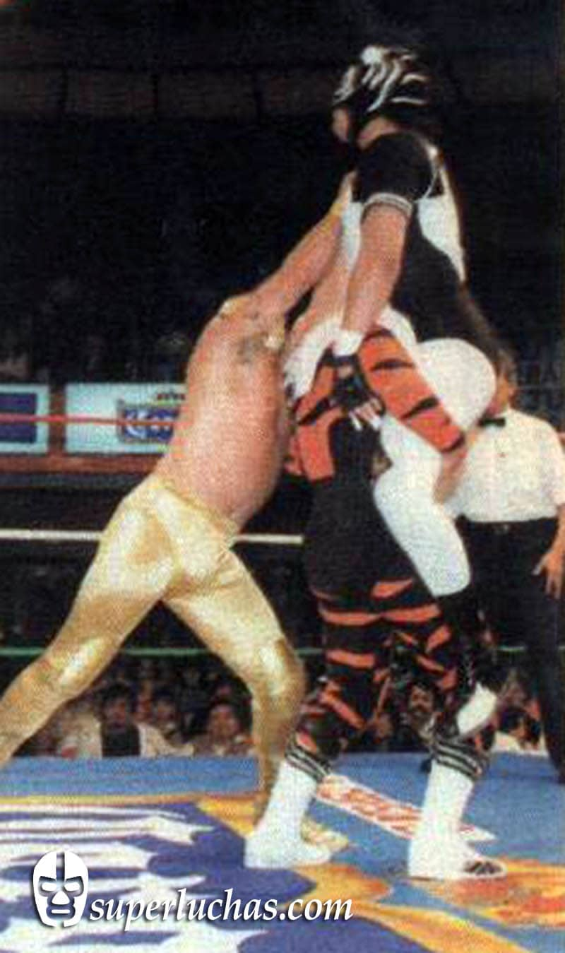 Felino y Supremo II vs. El Pantera