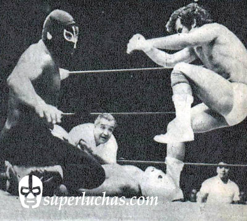 Rayo de Jalisco, Rizado Ruiz y Ángel Blanco