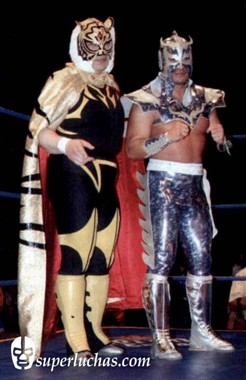 The First Tiger Mask y Último Dragón