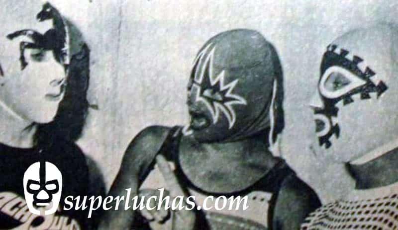 Potro Salvaje, Impacto y Saeta Azteca
