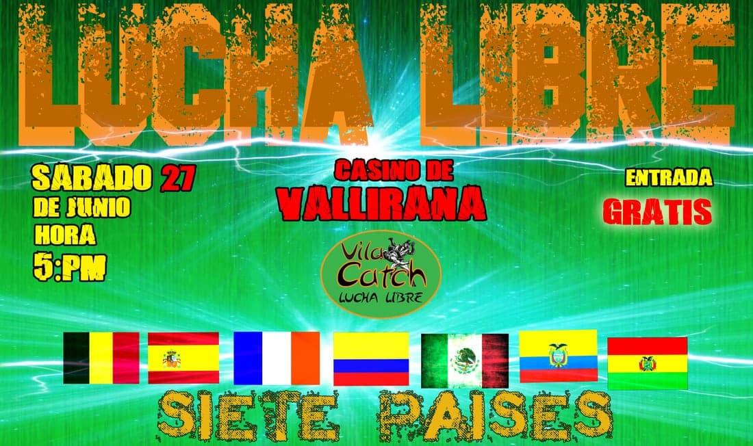 Nuevo Show de Lucha Libre Vilacatch 1