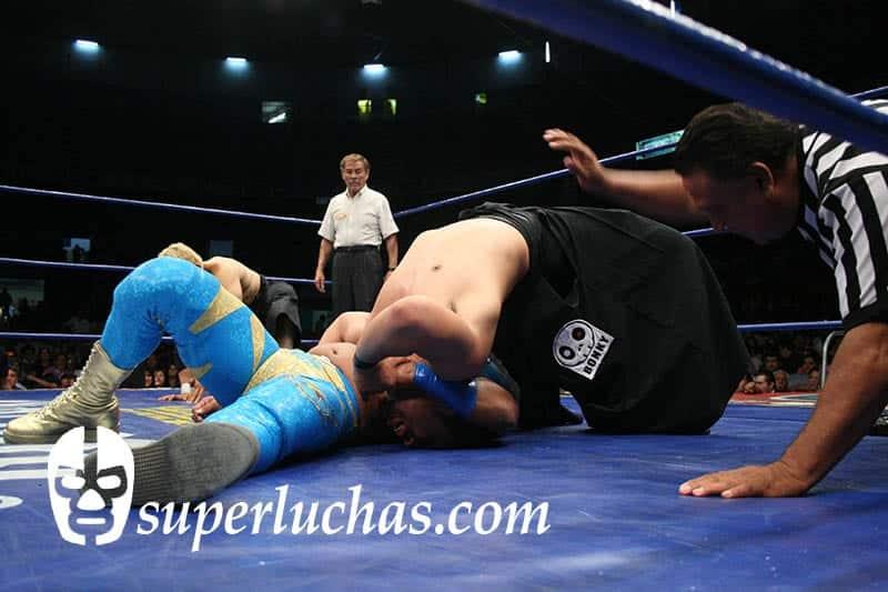 Hajime Ohara vs. Stuka Jr.