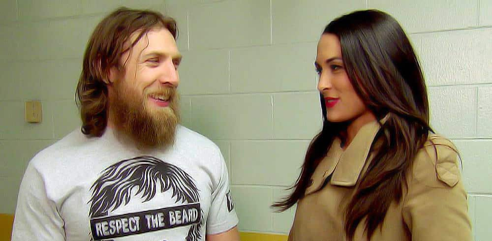 Daniel Bryan extraña a Brie Bella