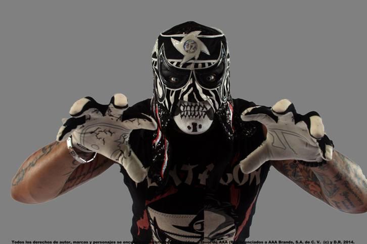"""AAA -""""Esos güeros desabridos nunca nos ganaron arriba del ring"""": Pentagón Jr. 9"""