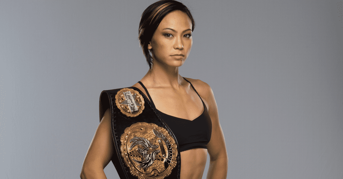 "Michelle Waterson: ""El ranking de UFC apesta"" 8"