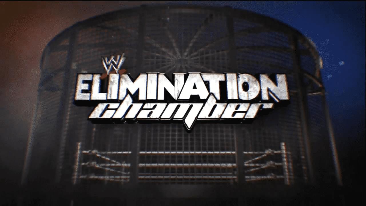 WWE Elimination Chamber - Captura de pantalla