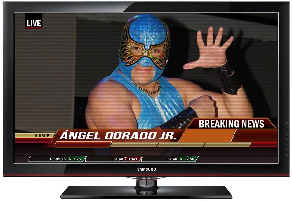 001 Ángel Dorado
