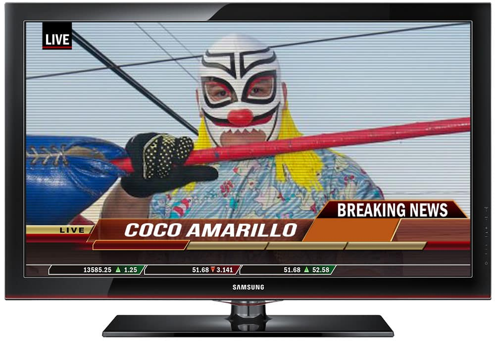 009 Coco Amarillo