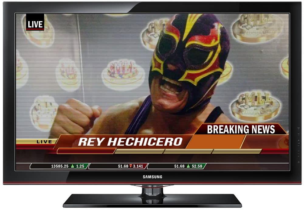 014 Rey Hechicero