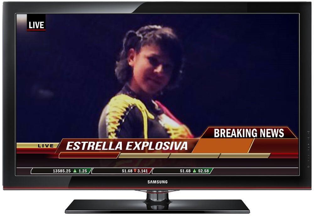 024 Estrella Explosiva