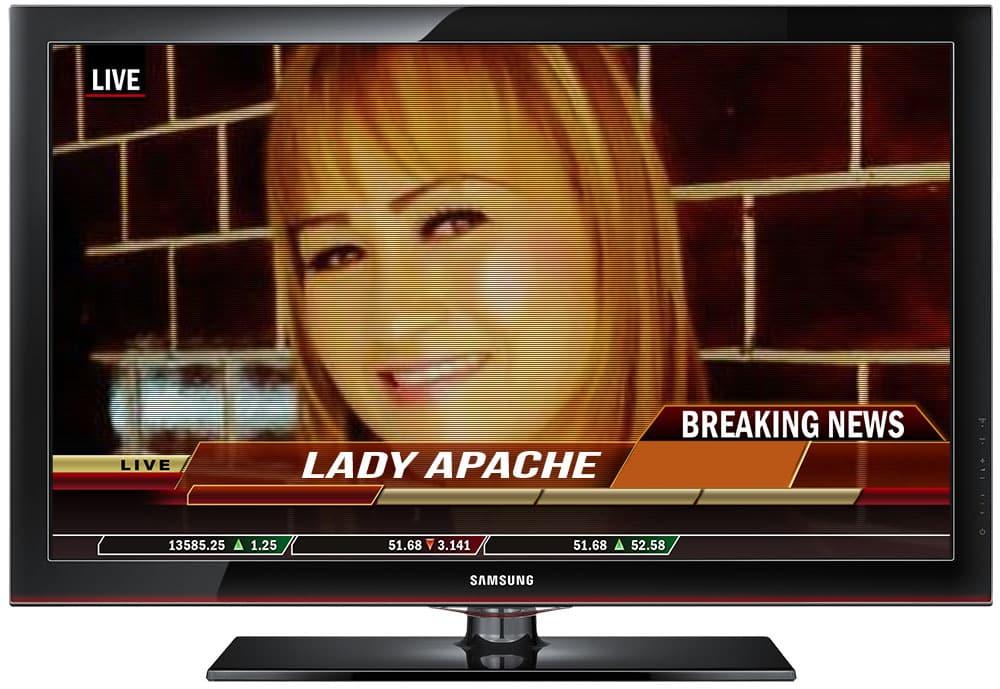 031 Lady Apache